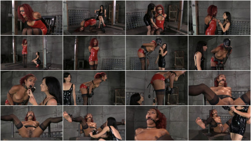 TG – Sep 26, 2014 – Pushing Daisy – Daisy Ducati and Elise Graves – HD