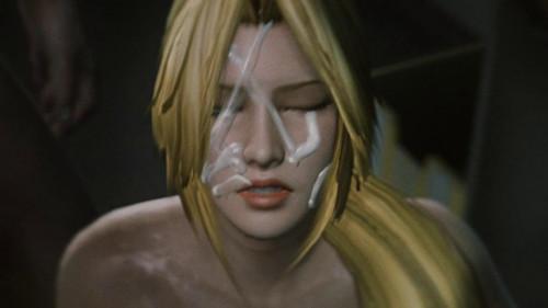 Helena Douglas 3D Porno