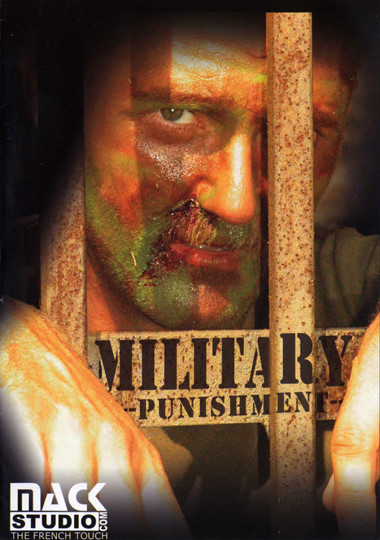 Military Punishment (Prison Sex) - Gerald, Taurus Dean, Mack Manus