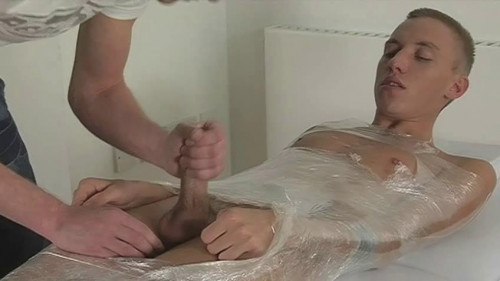 Kelvin Tied And Abused Gay BDSM