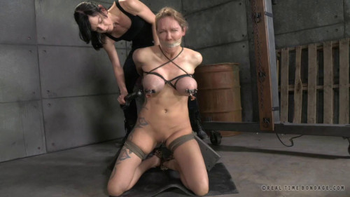 Broken Blonde: Part 1 BDSM