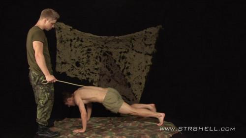 Vilem Posto Spanking (2014) Gay BDSM