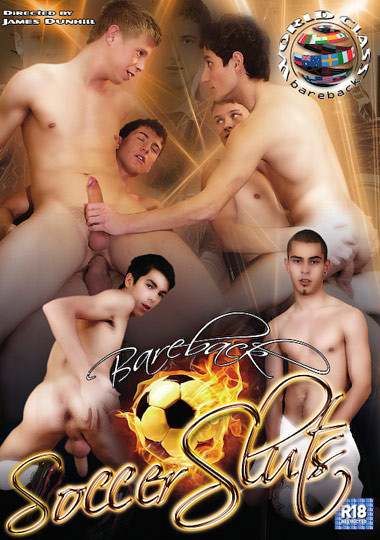 Bareback Soccer Sluts - Pavel Lindr, Jacob Bishop, Neil Cross