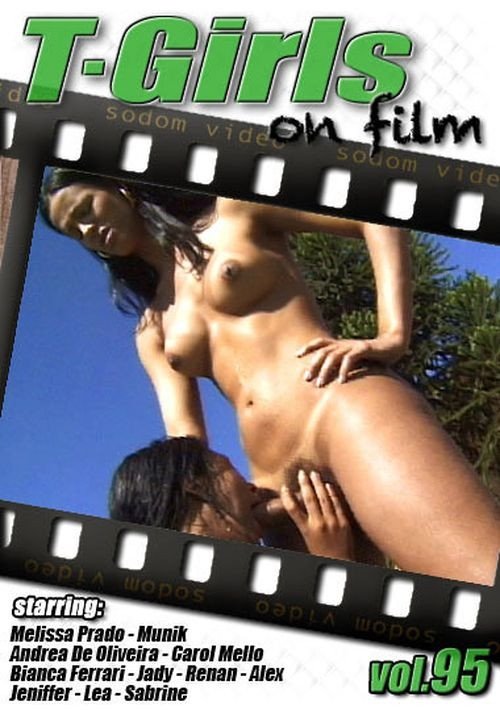 T-Girls On Film Vol. 95