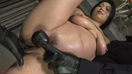 Melody Hina Marks Asians BDSM
