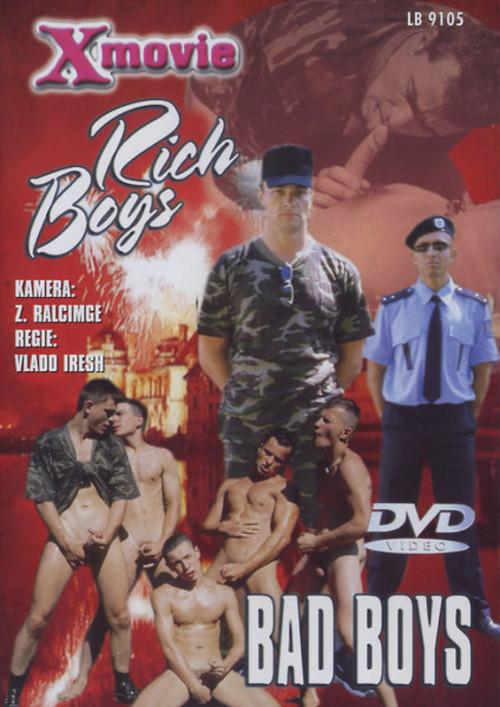 Rich boys , bad boys Gay Porn Movie