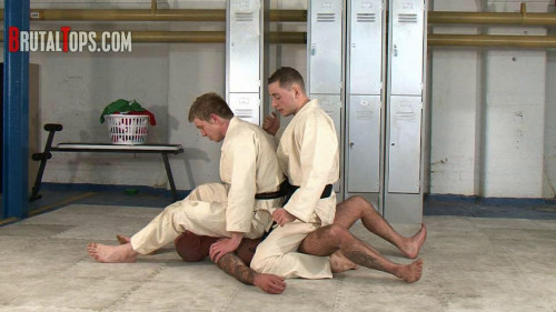 Session93 (Judo, Assault & Buggery)