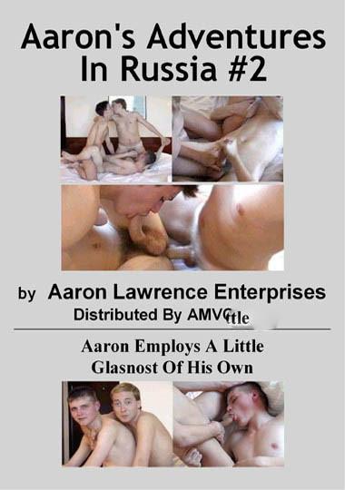 Aarons Russian Boy Orgy - part 2