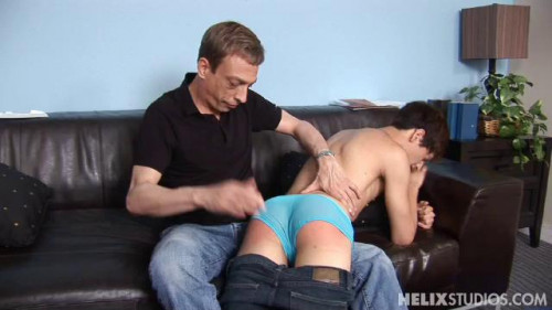 Keines Ass Spanked