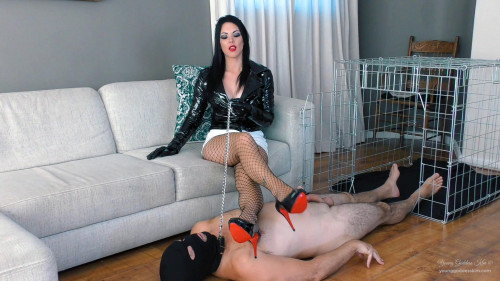 Fulfill My Desires - Young Goddess Kim Femdom and Strapon