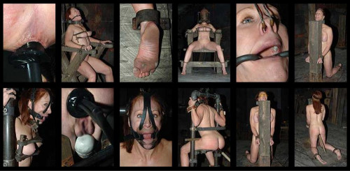 anal angst featuring catherine de sade!