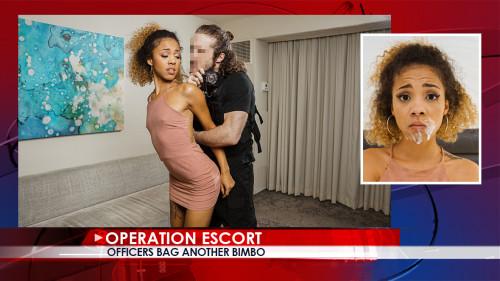 OperationEscort - Officers Bag Another Bimbo