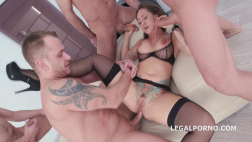 Fucking Wet four on one Betty Foxxx Dap Deep Anal Multi Pee (2018) Orgies