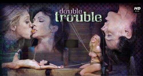 Realtimebondage - Nov 9, 2013 - Double Trouble Part 3 - Wenona - Darling