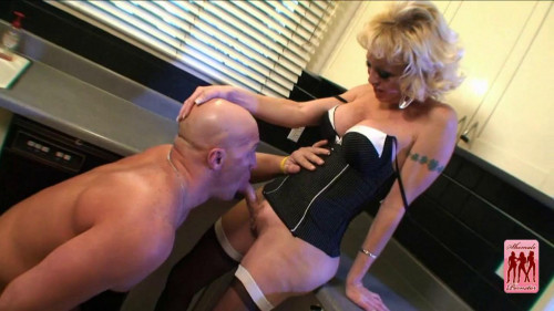 Olivia Love Barebacked By Christian!