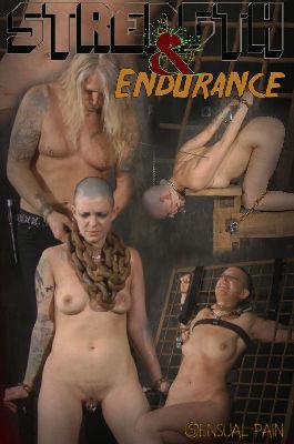 Sensualpain - Jul 30, 2016 - Test of Strength and Endurance - Abigail Dupree