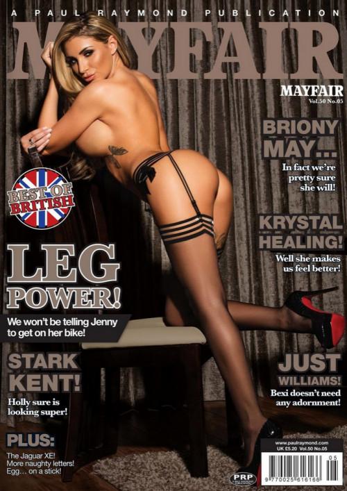 Mayfair Porn Magazines