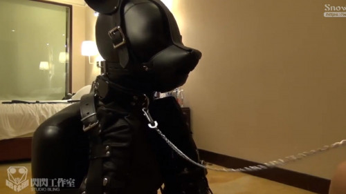 Tight tying and domination for slutty model in latex