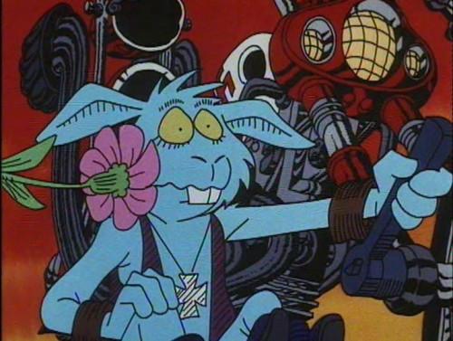 Fritz Cartoons