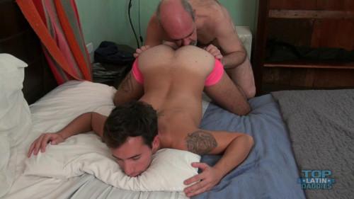 Top Latin Daddies - Sean Stone and German Kessler