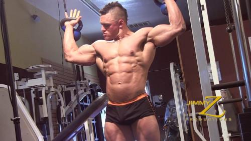 Jackson Gunn - Gym Flex - Part FIRST