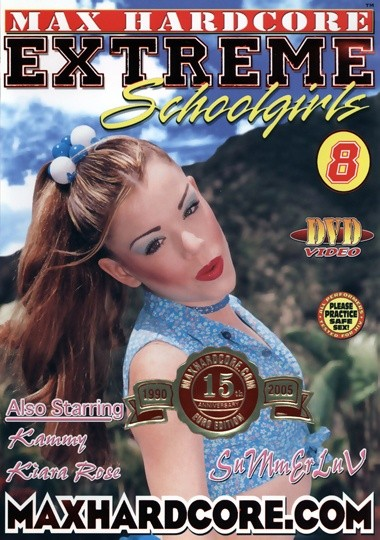 Extreme Schoolgirls #8