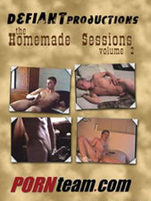 Homemade Sessions Vol. 2 Gay Solo