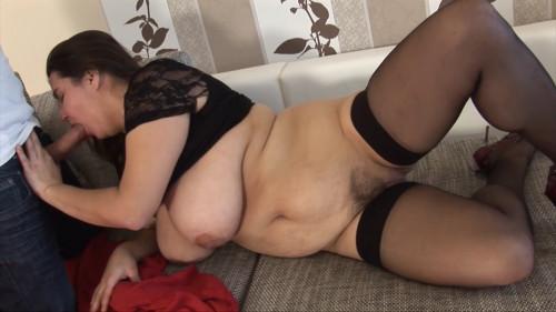 Deborah Diamond - Euro amateur Big Tits Deborah introducing MILF Sex