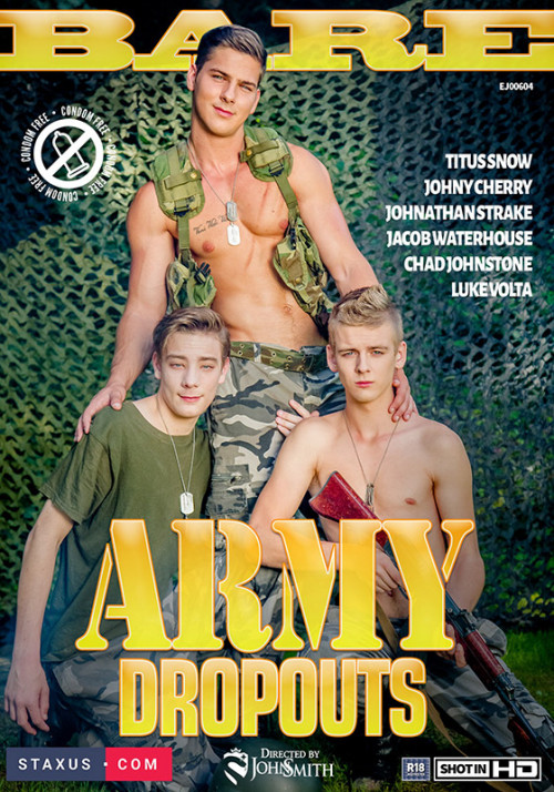Army Dropouts Gay Full-length films