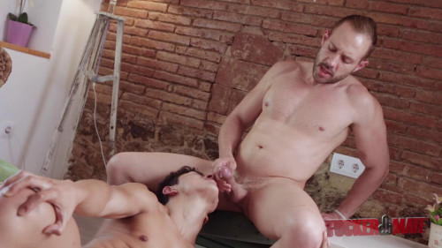Mario Galeno and Ken Summers - Daring Mates Gay Clips