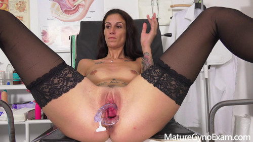 Ali Bordeaux Gyno Exam Unusual