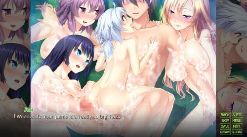 Wild Romance Mofu Mofu Edition Hentai games