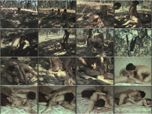 Falcon Classic - Wild In the Woods Gay Retro