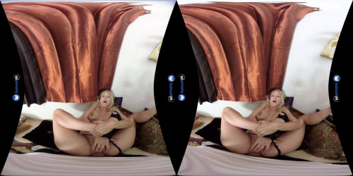 Katie Morgan - Afternoon Delight 3D stereo Porn