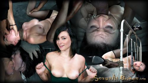 SB - Cock sucking legend in the making Veruca James drilled down