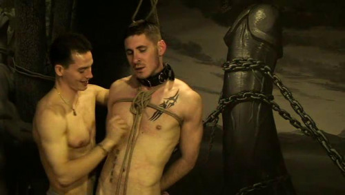Bondage Auction Gay BDSM