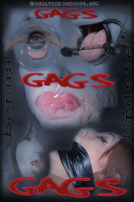 Gags, Gags, Gags - Violet Monroe