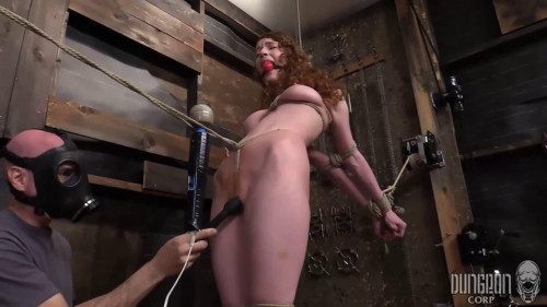 Bondage, spanking and suffering for hot sexy slavegirl part1 HD 1080p