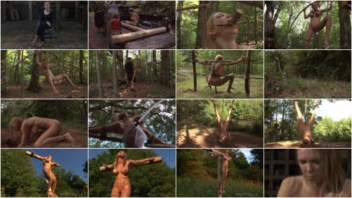 """Fear The Woodsman"" A Hardtied feature fantasy presentation staring Rain DeGrey – Rain DeGrey"