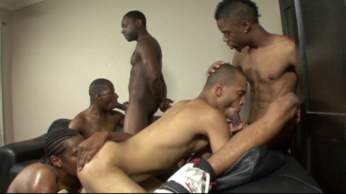Thug Orgy vol.9 Gay Movie