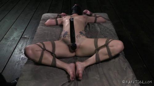 Veruca James Double Team Tease BDSM
