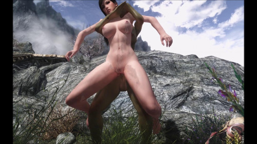 Orcish Captive 3D Porno