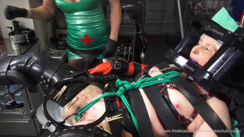 12 Trials of Kinky Plaything - Open Up Finale