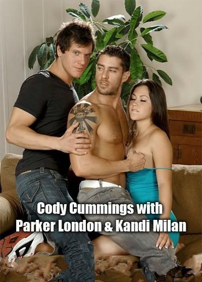 Parker London and Kandi Milan
