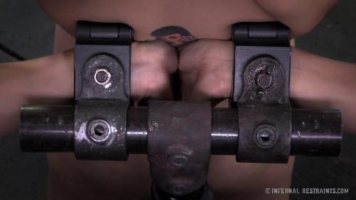 Whip Titty Fun BDSM