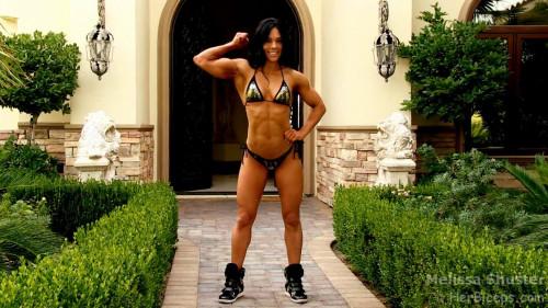 Melissa Shuster Female Muscle