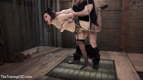 Handling the Anal Slave, Day Three BDSM