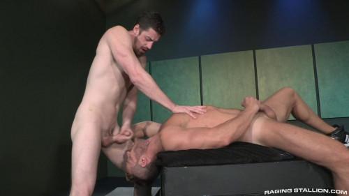Landon Conrad and  Andrew Stark