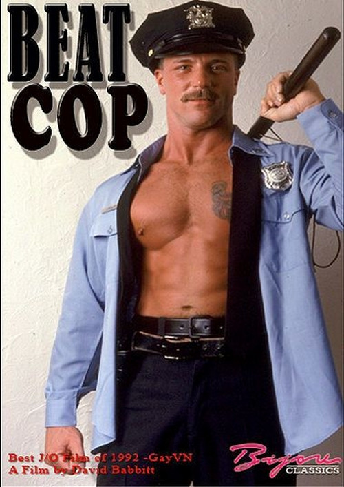 Beat Cop Gay Retro