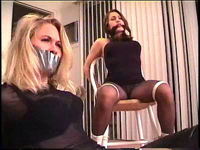 Sexy Bondage Scene 2 BDSM